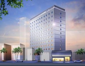 ホテルグレイスリー沖縄起工 16年春開業予定