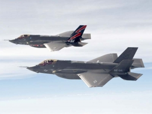 F35整備拠点、日本に設置へ 米決定