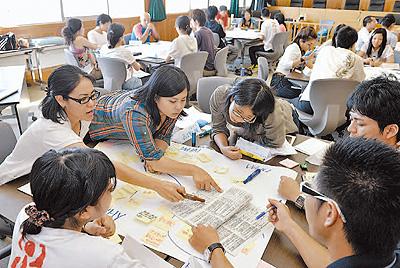6月期グローバル次世代プロジェクト 沖縄の海外移民を知ろう