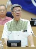 翁長那覇市長、沖縄知事選出馬を表明