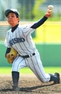 秋季高校野球:浦添商左腕天久、躍動15K