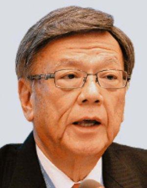 NAVER まとめ沖縄県知事 翁長雄志氏 髪型に関する話題
