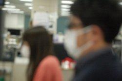 厚生労働省は手洗いやマスク着用を呼び掛けている