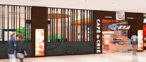 カフェ・ド・クリエ沖縄1号店開店
