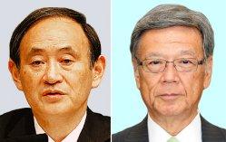 「世論操作はやめて」 辺野古再提訴めぐり知事が菅氏に反論