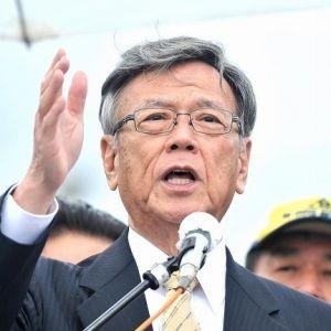 沖縄県の翁長知事