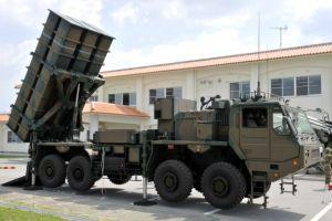 (資料写真)陸上自衛隊の地対空誘導弾=2012年撮影