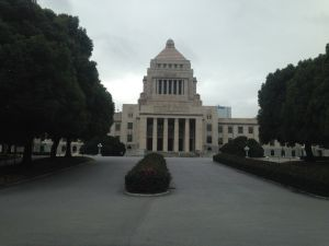 (資料写真)国会議事堂