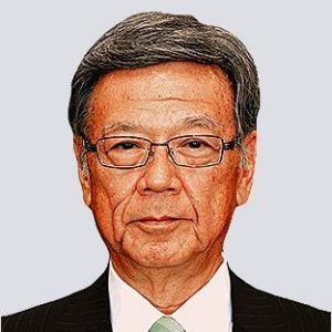 (資料写真)翁長雄志・沖縄県知事