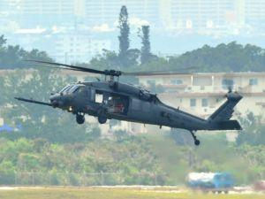 (資料写真)HH60G救難ヘリ
