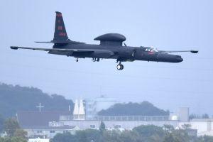 (資料写真)U2偵察機