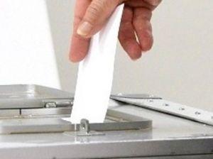 投票箱(資料写真)